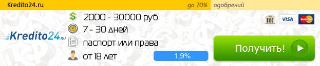 """Микрозайм от """"Zaimo.ru"""""""