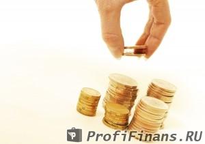Правильное разделение вкладов